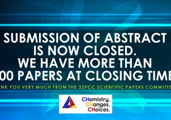 SUBMISSION OF ABSTRACT NOW CLOSED.