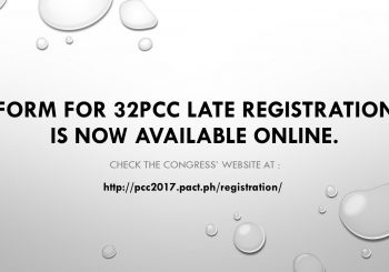 FORM FOR LATE REGISTRATION NOW AVAILABLE ONLINE